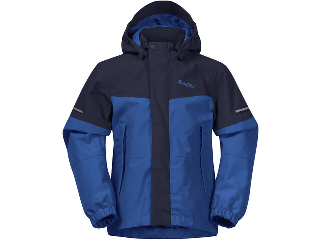 Bergans Lilletind Jacket Kids classic blue/navy